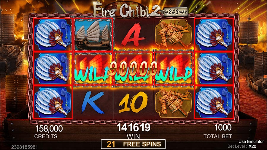 Spiele Fire Chibi 2 - Video Slots Online