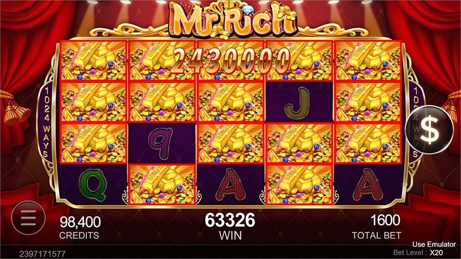 Spiele Mr.Rich - Video Slots Online