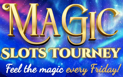 Magic Slots Tourney