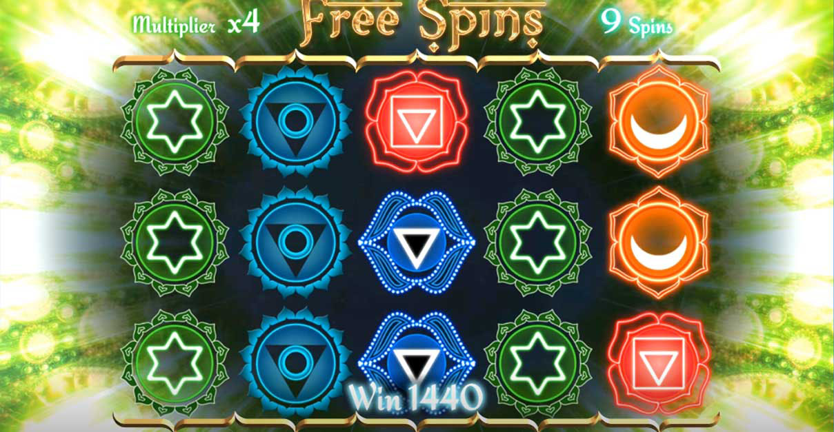 Spiele 7 Chakras - Video Slots Online